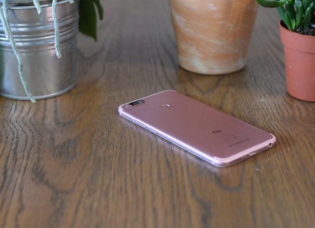 Xiaomi Mi A1 : photo 5