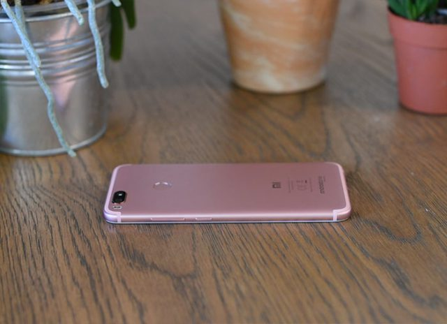 Xiaomi Mi A1 : photo 7