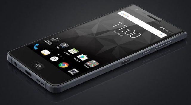 Le nouveau smartphone tactile en approche — BlackBerry Motion