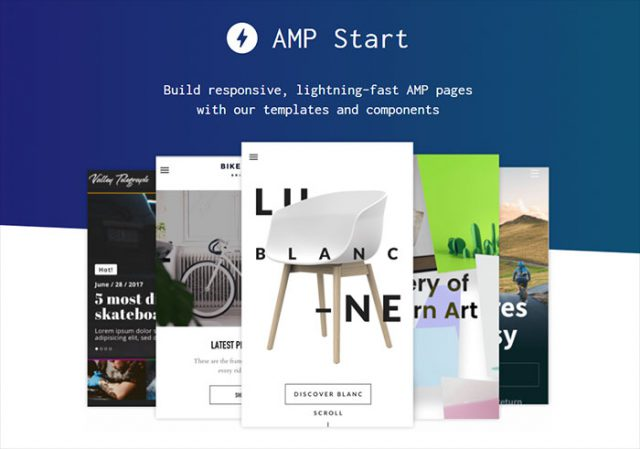 AMP Start