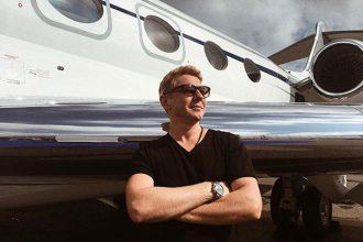 Private Jet Studio