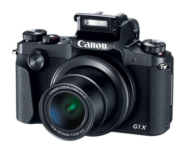 Powershot G1X Mark III : image 1