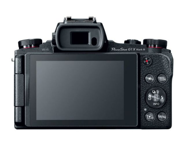 Powershot G1X Mark III : image 3