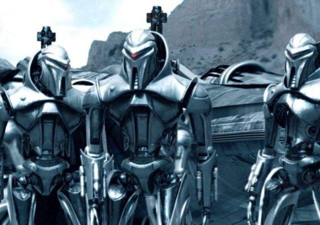 Robots ET