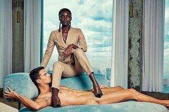 Not Dressing Men : image 1
