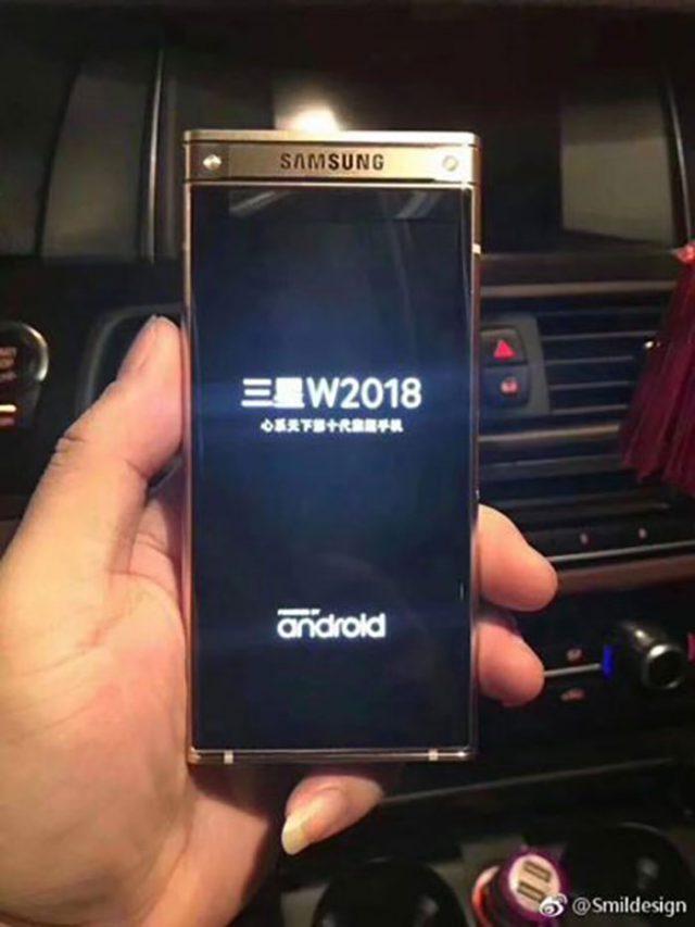 Samsung SM-W2018 : image 2