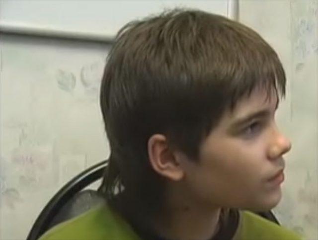 Enfant Mars
