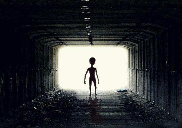 Etude extraterrestres