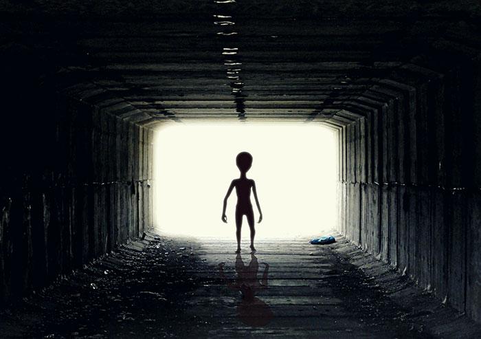 Mais alors, des extraterrestres invisibles pourraient-ils réellement exister autour de nous ?