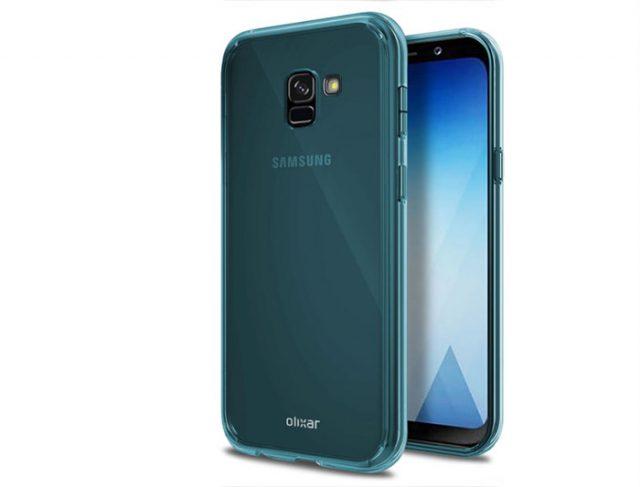 Galaxy A5 (2018) : image 2