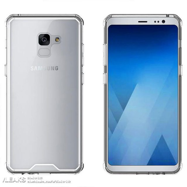 Galaxy A7 (2018) : image 2