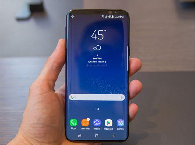 Rendus Galaxy S9