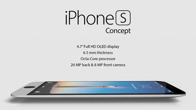 iPhone S : image 1