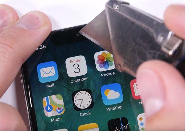 iPhone X Torture