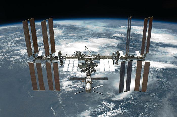Selon Roscosmos, l'ISS est bien menacée par les débris du satellite indien