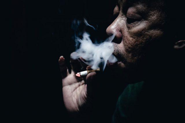 Japon Fumer