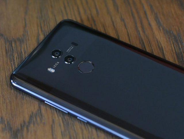 Huawei Mate 10 Pro : photo 10