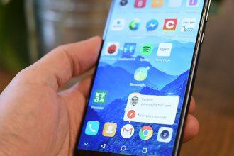 Huawei Mate 10 Pro : image 13