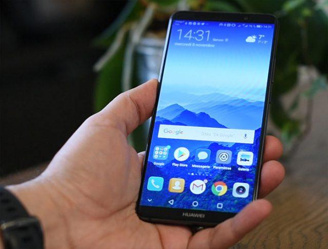Huawei Mate 10 Pro : image 3