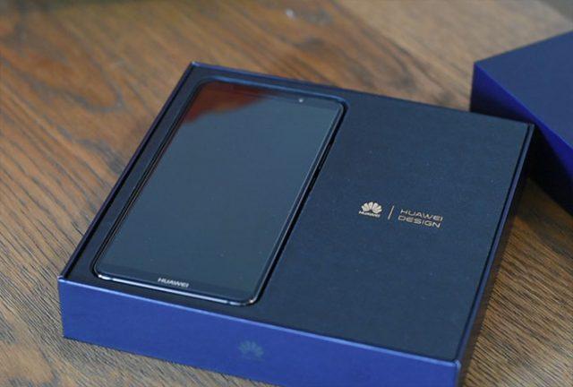 Huawei Mate 10 Pro : photo 3