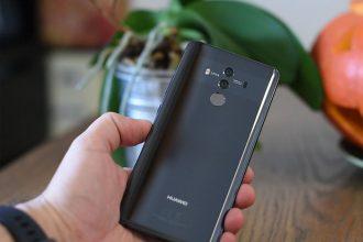 Huawei Mate 10 Pro : photo 6