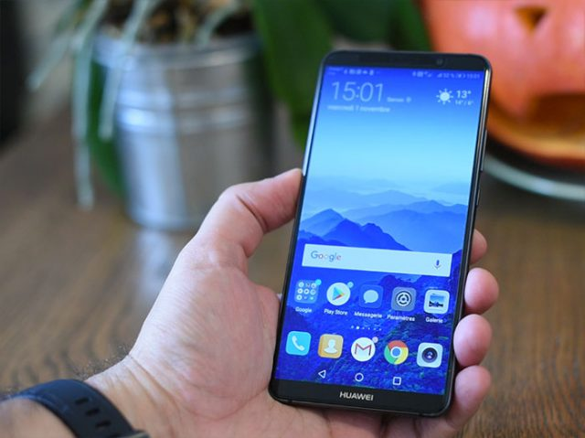 Huawei Mate 10 Pro : photo 8