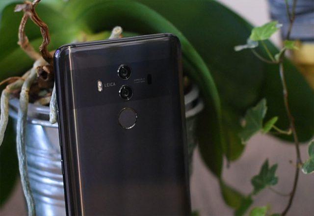 Huawei Mate 10 Pro : image 9