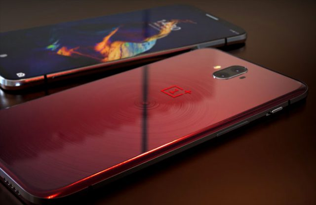 Concept OnePlus 6