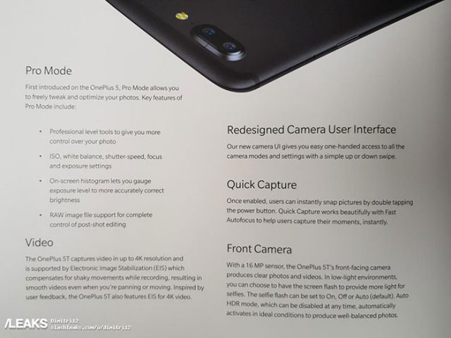 OnePlus 5T : image 10