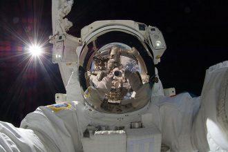 Cerveau astronaute