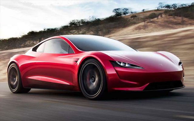 Tesla Roadster image 2