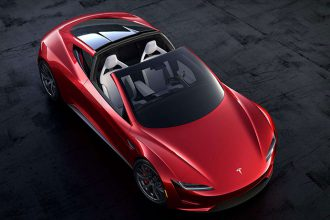 Tesla Roadster image 1