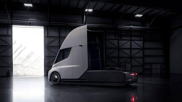 Tesla Semi : image 2