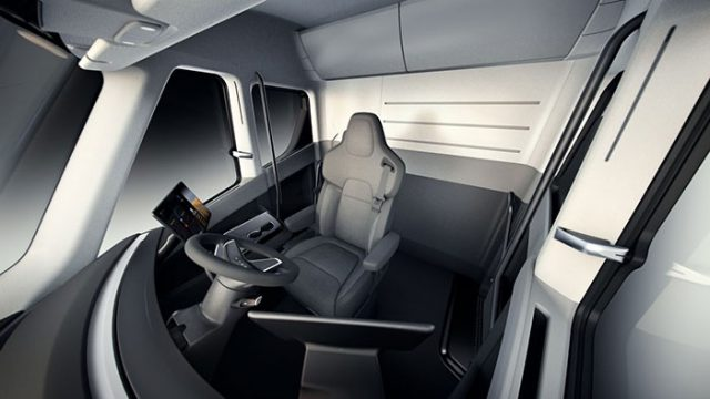 Tesla Semi : image 3