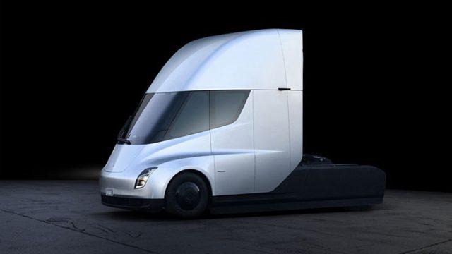 Tesla Semi : image 4