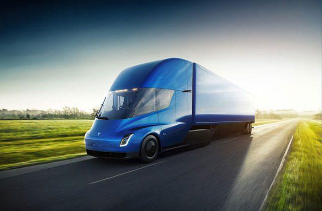 Tesla Semi : image 1
