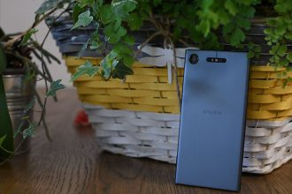 Sony Xperia XZ1 : photo 1