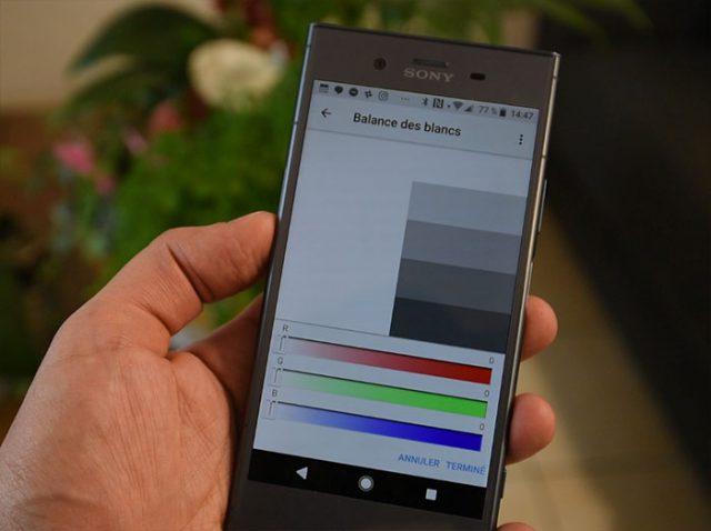 Sony Xperia XZ1 : photo 12