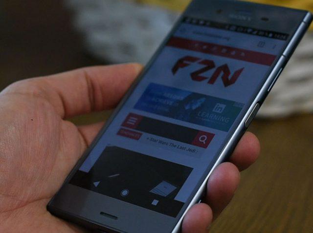 Sony Xperia XZ1 : photo 5