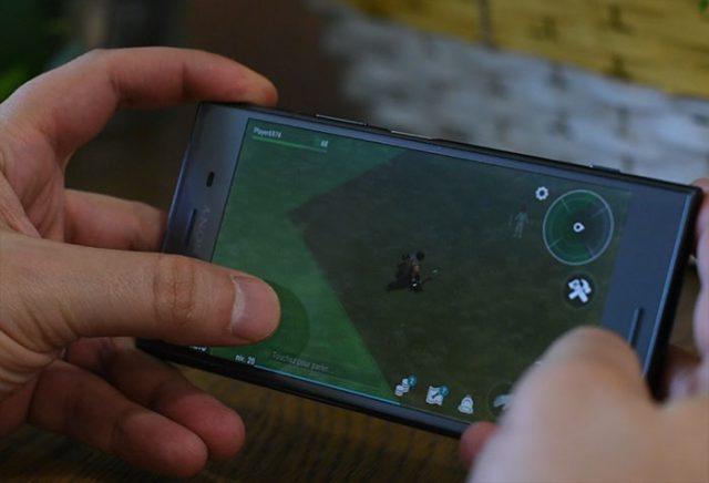 Sony Xperia XZ1 : photo 7