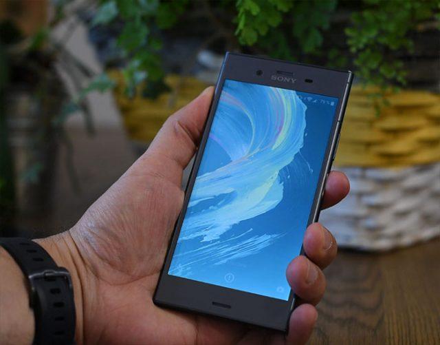 Sony Xperia XZ1 : photo 9