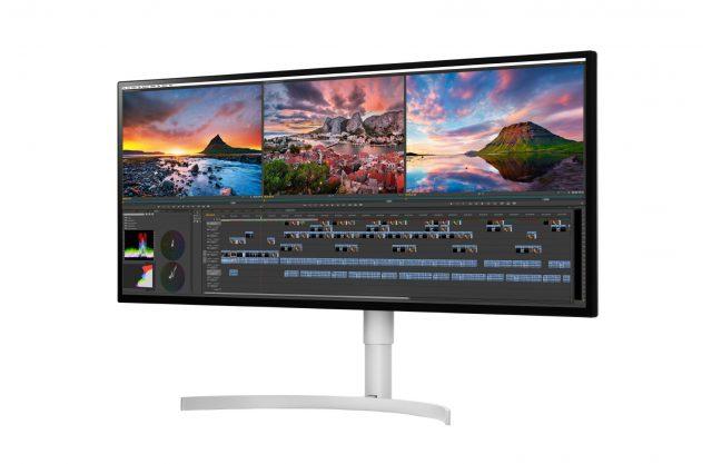 LG 34WK95U : le moniteur 5K HDR en 21:9
