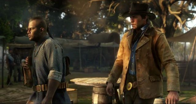 Red Dead Redemption 2 : la date de sortie dévoilée avant l'heure ?