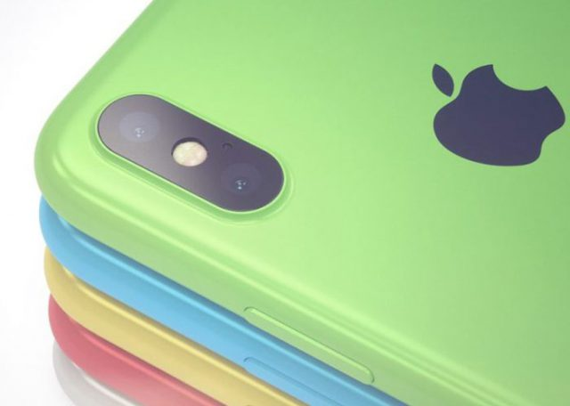 Concept iPhone Xc : image 1
