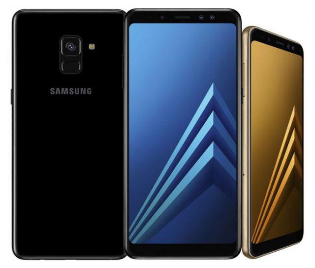 Galaxy A8 : image 1