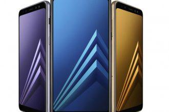 Galaxy A8 : image 2