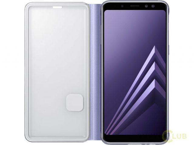 Galaxy A8 (2018) : image 1