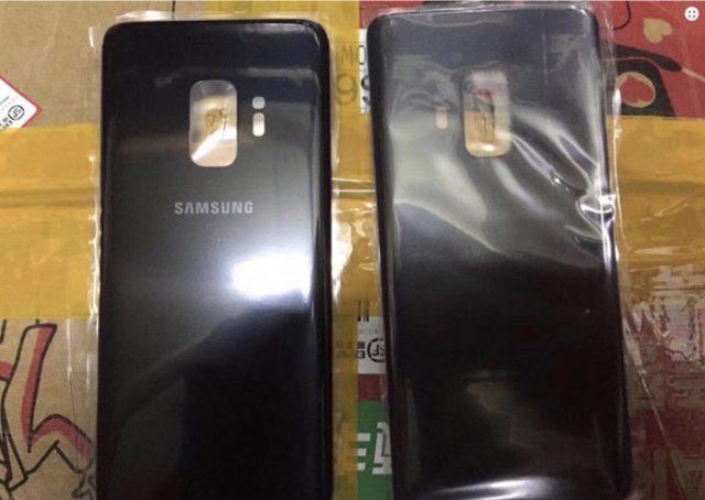 Dos Galaxy S9