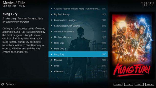 Kodi Xbox : image 3