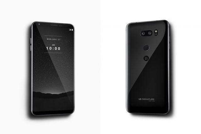 LG V30 Signature Edition